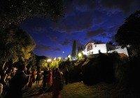 Sant Pere de Clarà noche